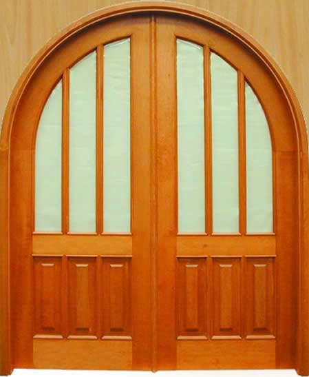 Casa Hogar » Puerta madera