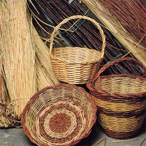 Casa hogar cestas de mimbre for Como aprovechar una cesta de mimbre