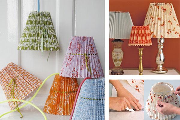 Casa Hogar » Pantallas para lamparas