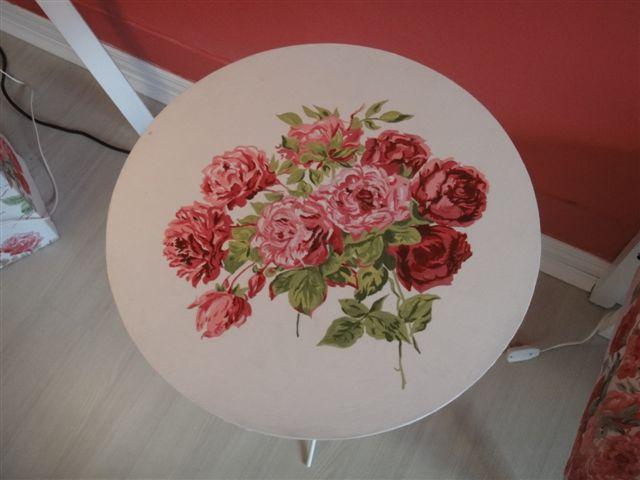 Casa hogar mesa para pintar for Como pintar una mesa de madera