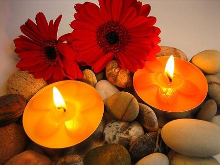 hacer velas aromáticas